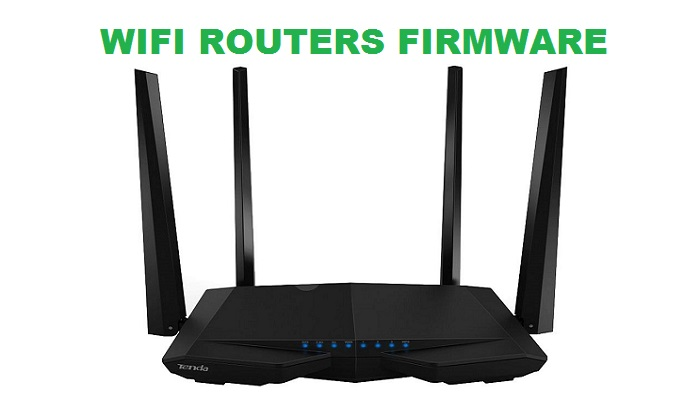 WIFI ROUTERS FIRMWARE